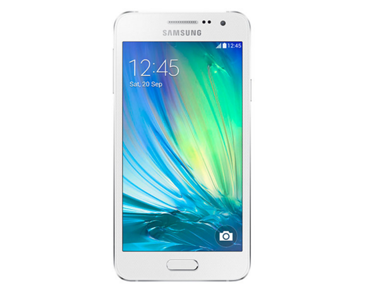 Samsung Galaxy A3 16GB White Deals