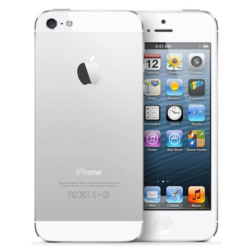 Apple iPhone 5s (16GB) Silver