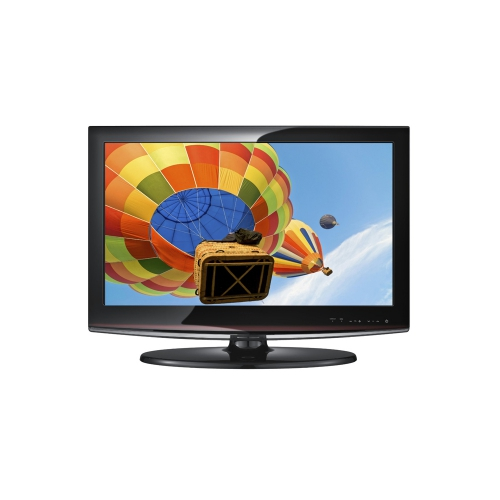 22 Inch LCD TV with built-in Freeview
