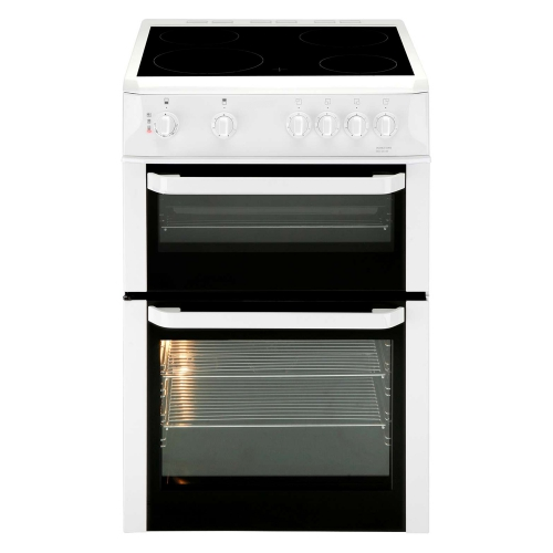 Double Cavity Oven with Ceramic Hob