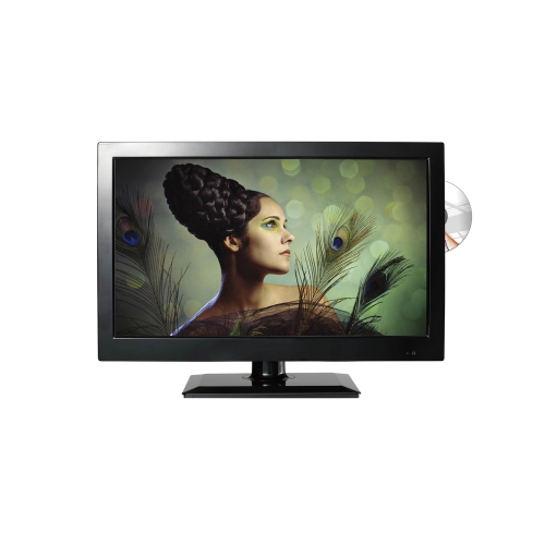 22 inch LED 1080p HD LED TV with built in DVD player