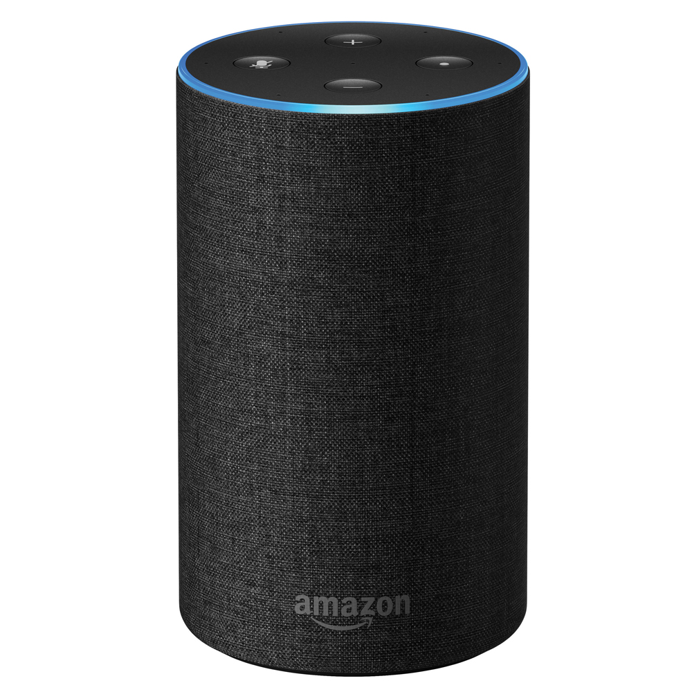 Amazon Echo (2nd Gen) Smart speaker with Alexa