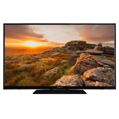 43 Inch UHD 4K HDR Smart TV Freeview Play Rental